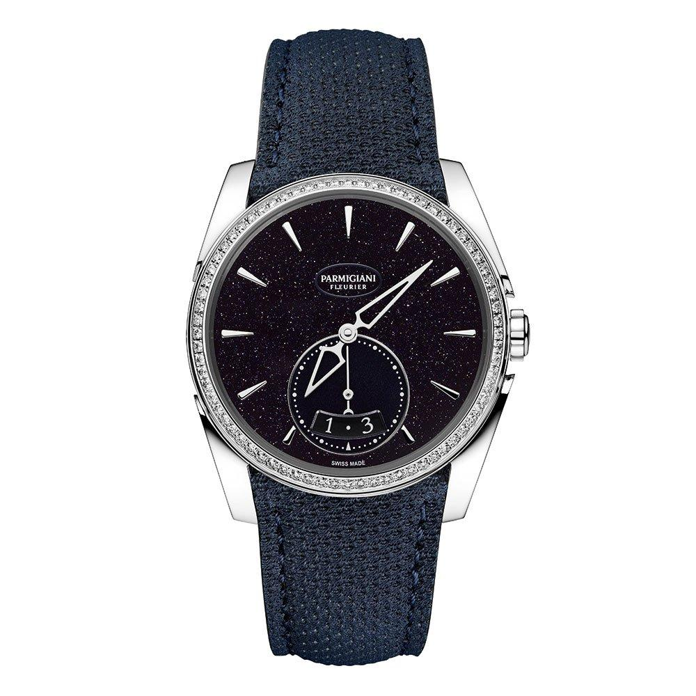 Parmigiani Tonda Metropolitaine Diamond Automatic Ladies Watch