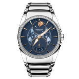 Parmigiani Tonda Metropolitaine Selene Diamond Moonphase Automatic Ladies Watch