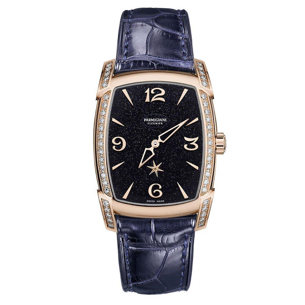 Parmigiani Kalpa Kaparisma 18ct Rose Gold Diamond Automatic Ladies Watch