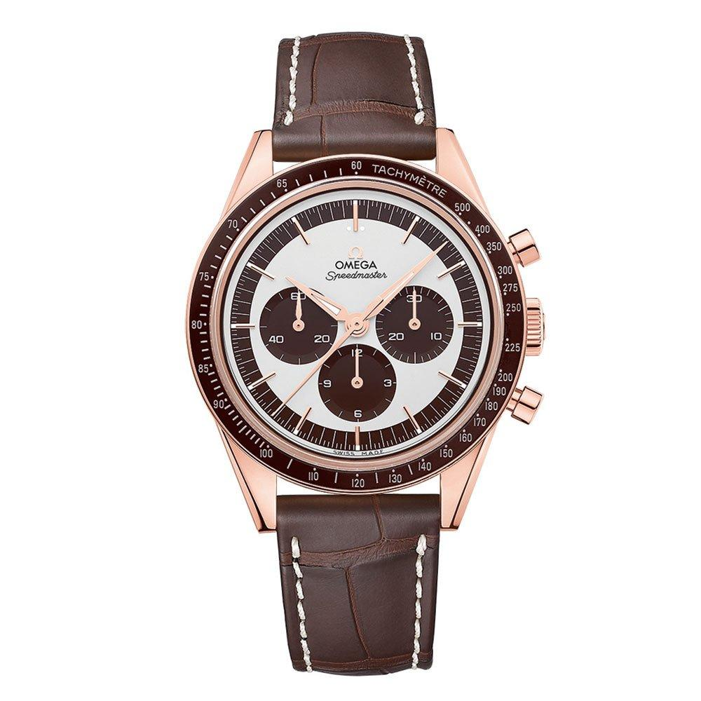 OMEGA Speedmaster Sedna Gold Automatic Chronograph Moonwatch