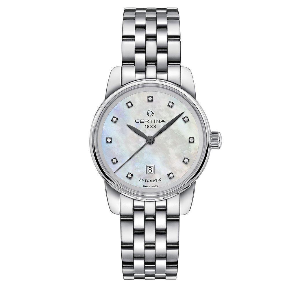Certina DS Podium Diamond Automatic Ladies Watch