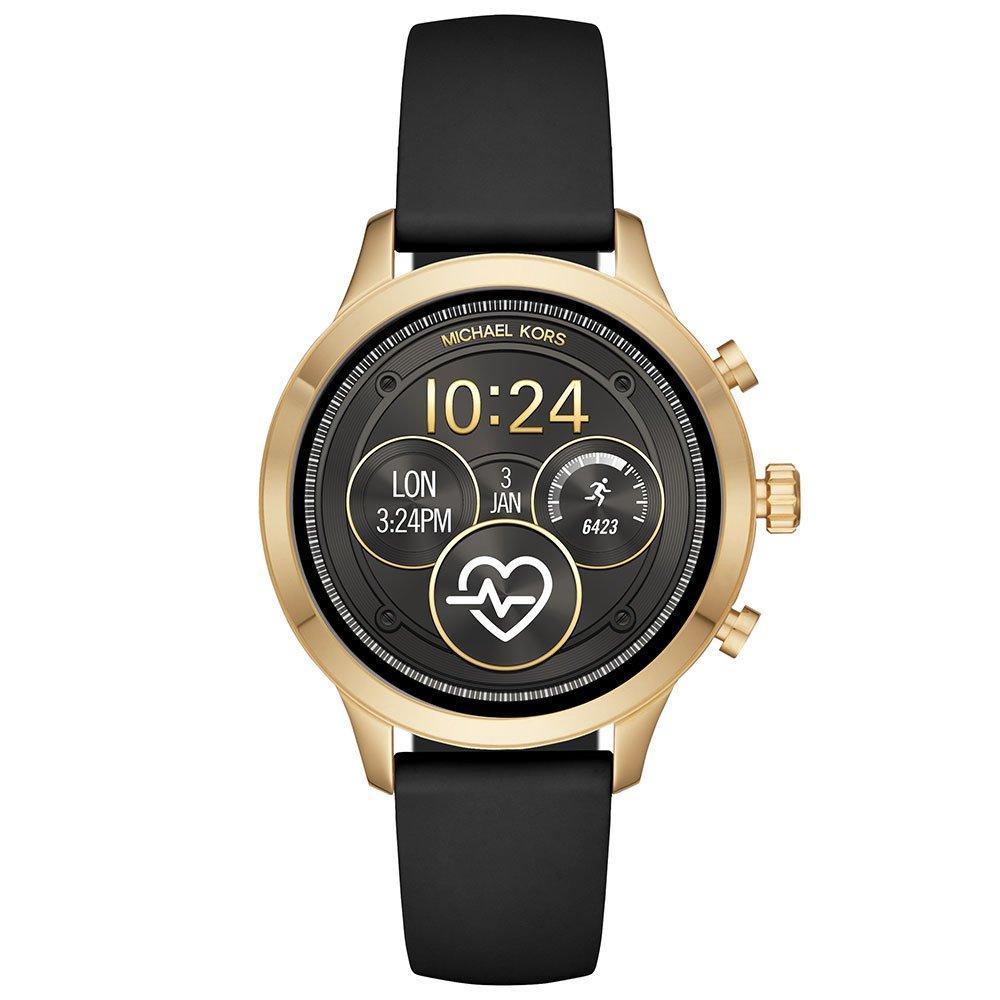 Michael Kors Runway Gold Tone Smartwatch