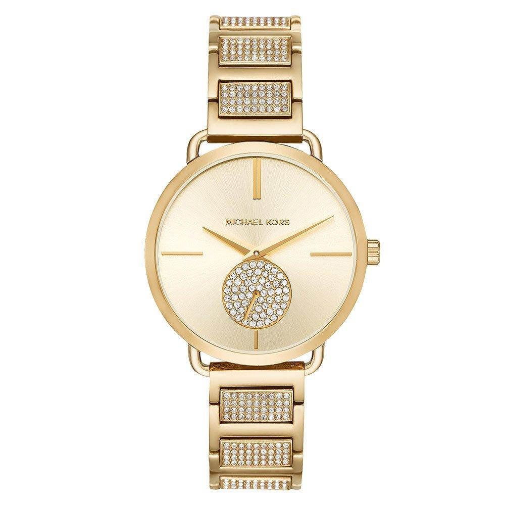 Michael Kors Portia Gold Tone Ladies Watch