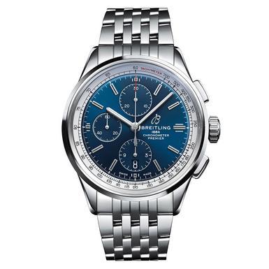 Breitling Premier Automatic 42 Chronograph Men's Watch