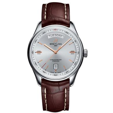 Breitling Premier Day and Date Automatic Men's Watch