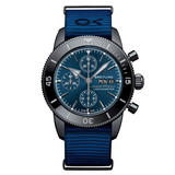 Breitling Superocean Heritage Outerknown Black Steel Automatic Chronograph Men's Watch