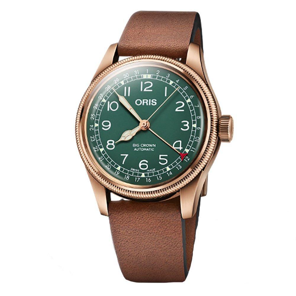 Oris Big Crown Pointer Date Aviation Bronze Automatic Men's Watch