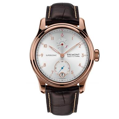 Bremont Supersonic Rose Gold Automatic Watch