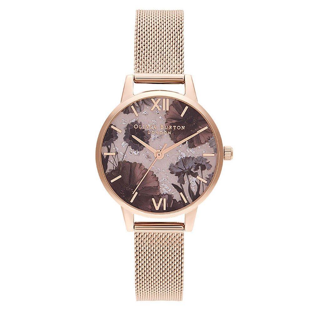 Olivia Burton Celestial Rose Gold Tone Ladies Watch
