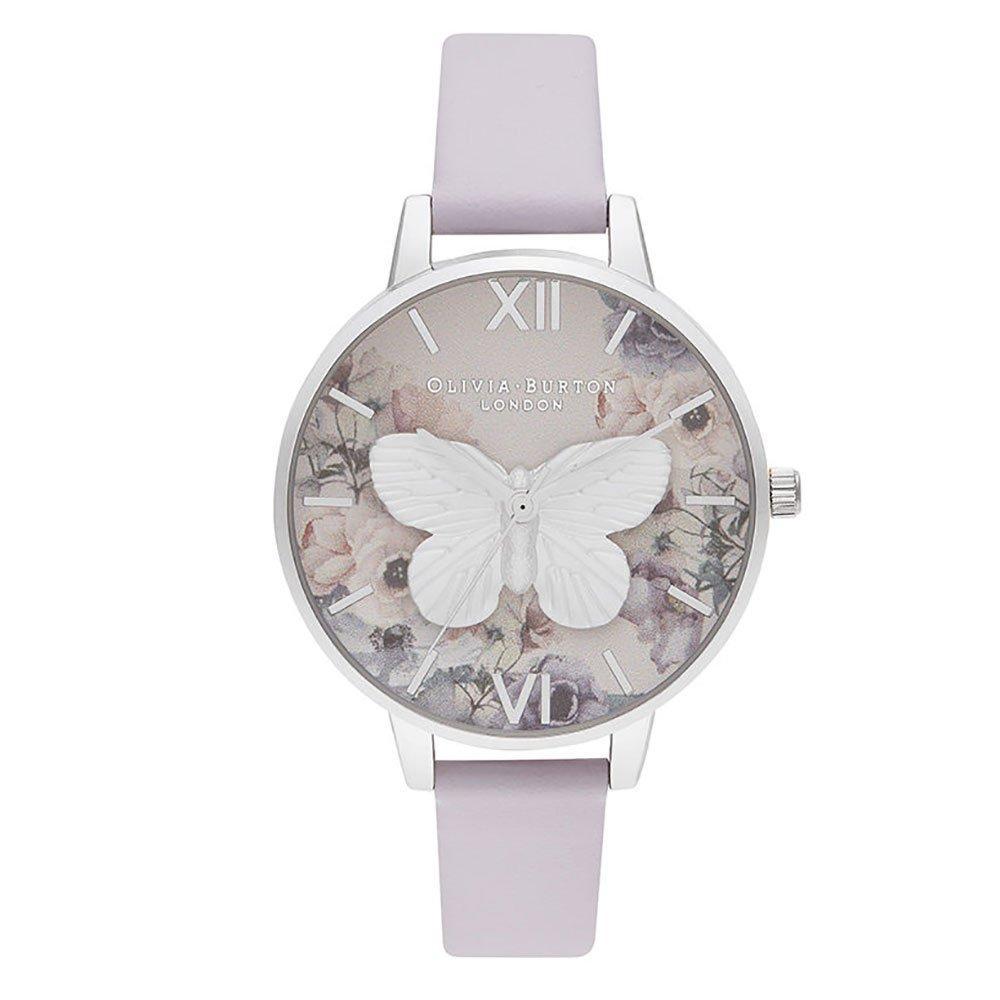 Olivia Burton Parma Violet 3D Butterfly Ladies Watch