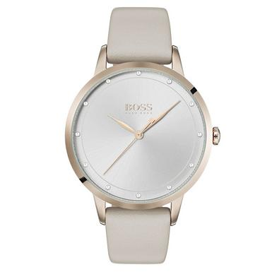 Hugo Boss Twilight Gold Ion Plated Ladies Watch