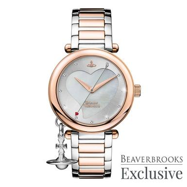Vivienne Westwood Exclusive Two Colour Orb Limited Edition Ladies Watch