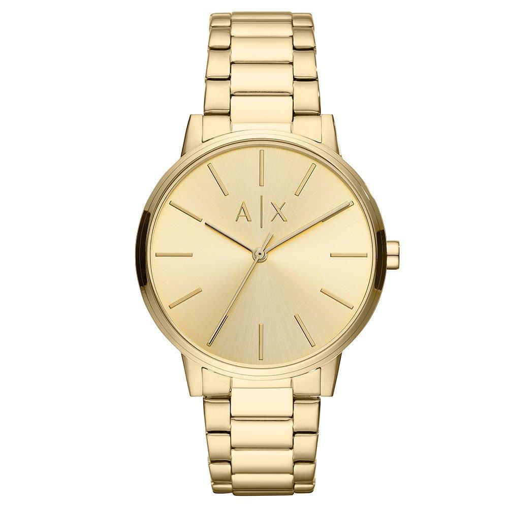 Armani Exchange Gold Tone Men's Watch