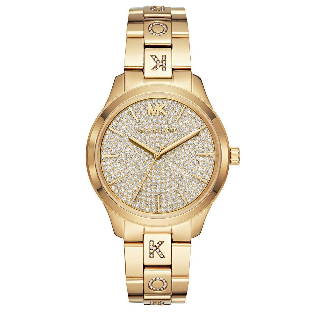 Michael Kors Runway Gold Tone Ladies Watch