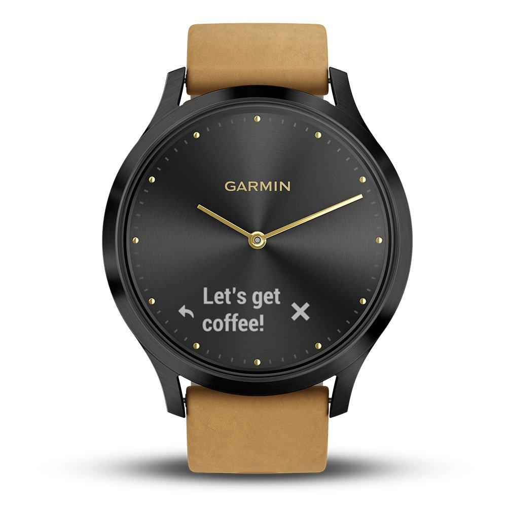 Garmin Vivomove HR Premium Black Smartwatch