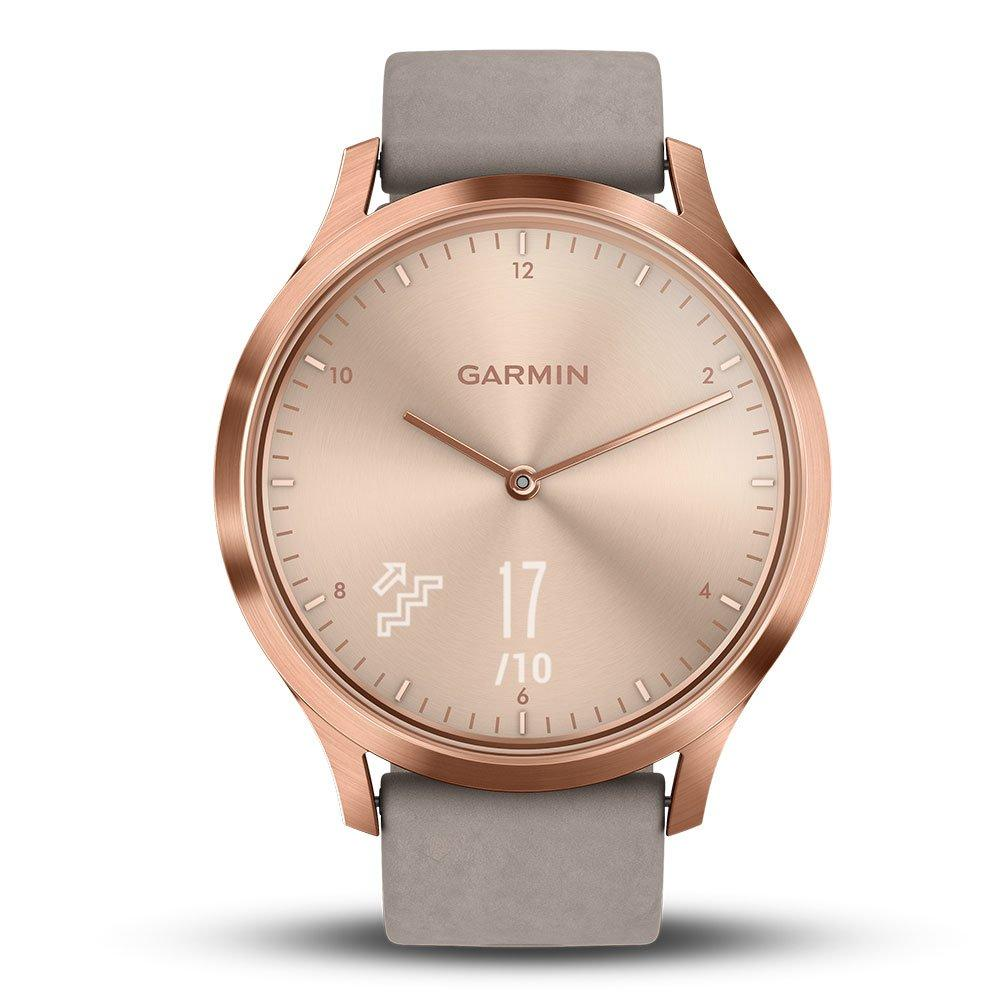 Garmin Vivomove HR Premium Rose Gold Tone Smartwatch