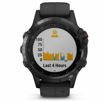 Garmin Fenix 5 Plus GPS Black PVD Smartwatch