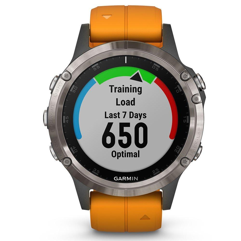 Garmin Fenix 5 Plus GPS Titanium Smartwatch