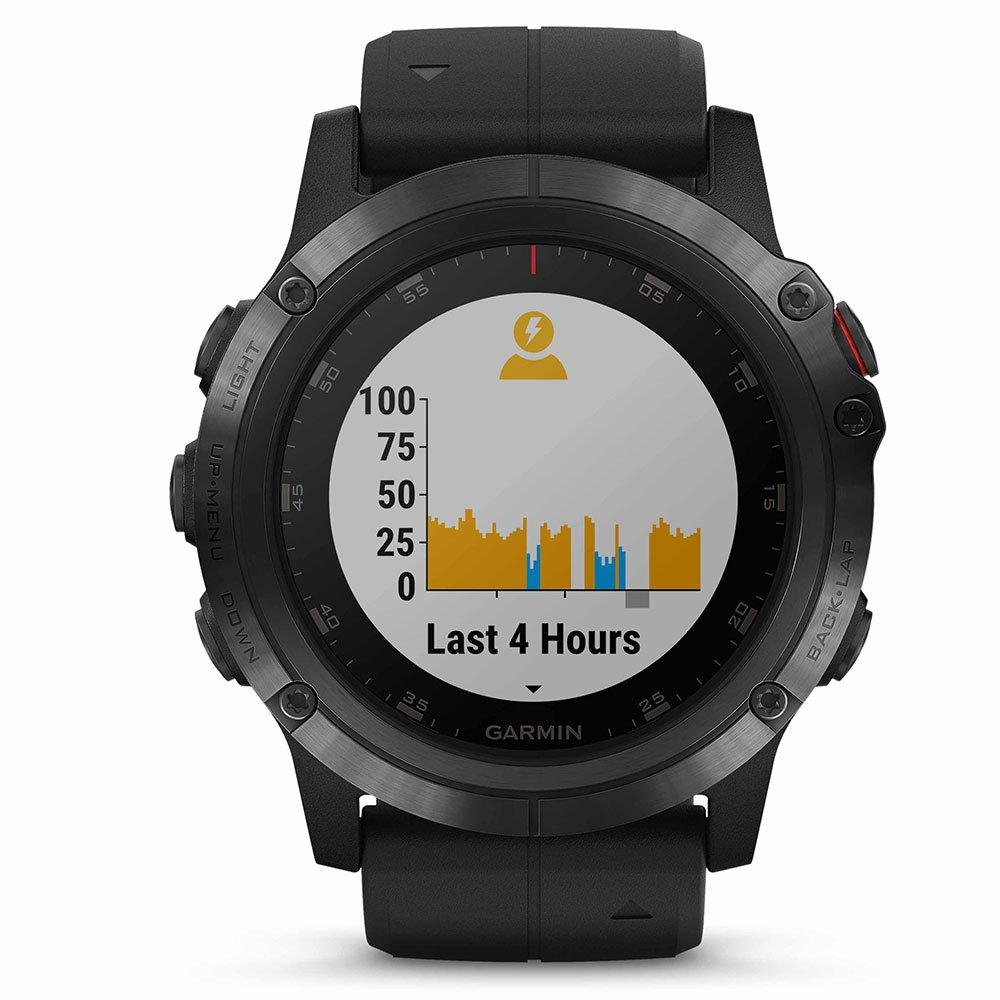 Garmin Fenix 5X Plus GPS Black Smartwatch