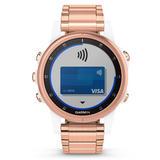 Garmin Fenix 5S Plus GPS Rose Gold Tone Smartwatch