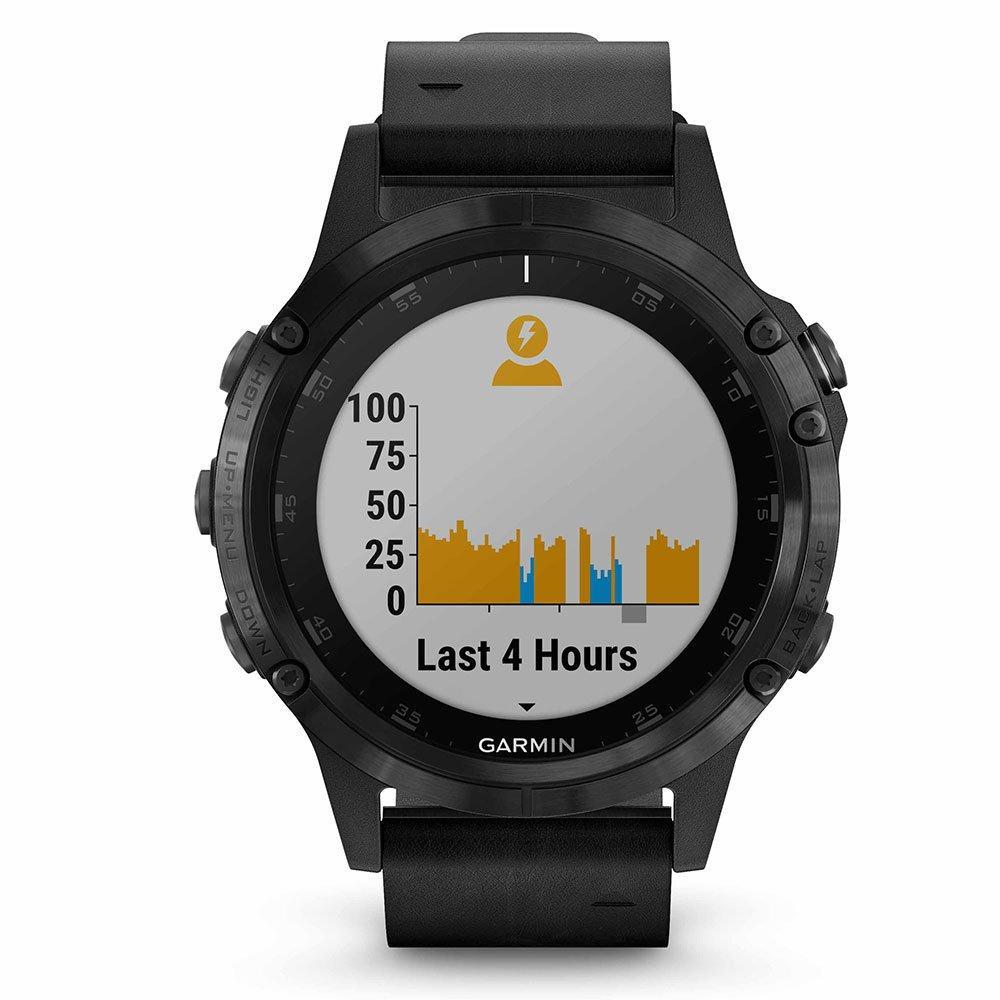 Garmin Fenix 5 Plus GPS Black Smartwatch