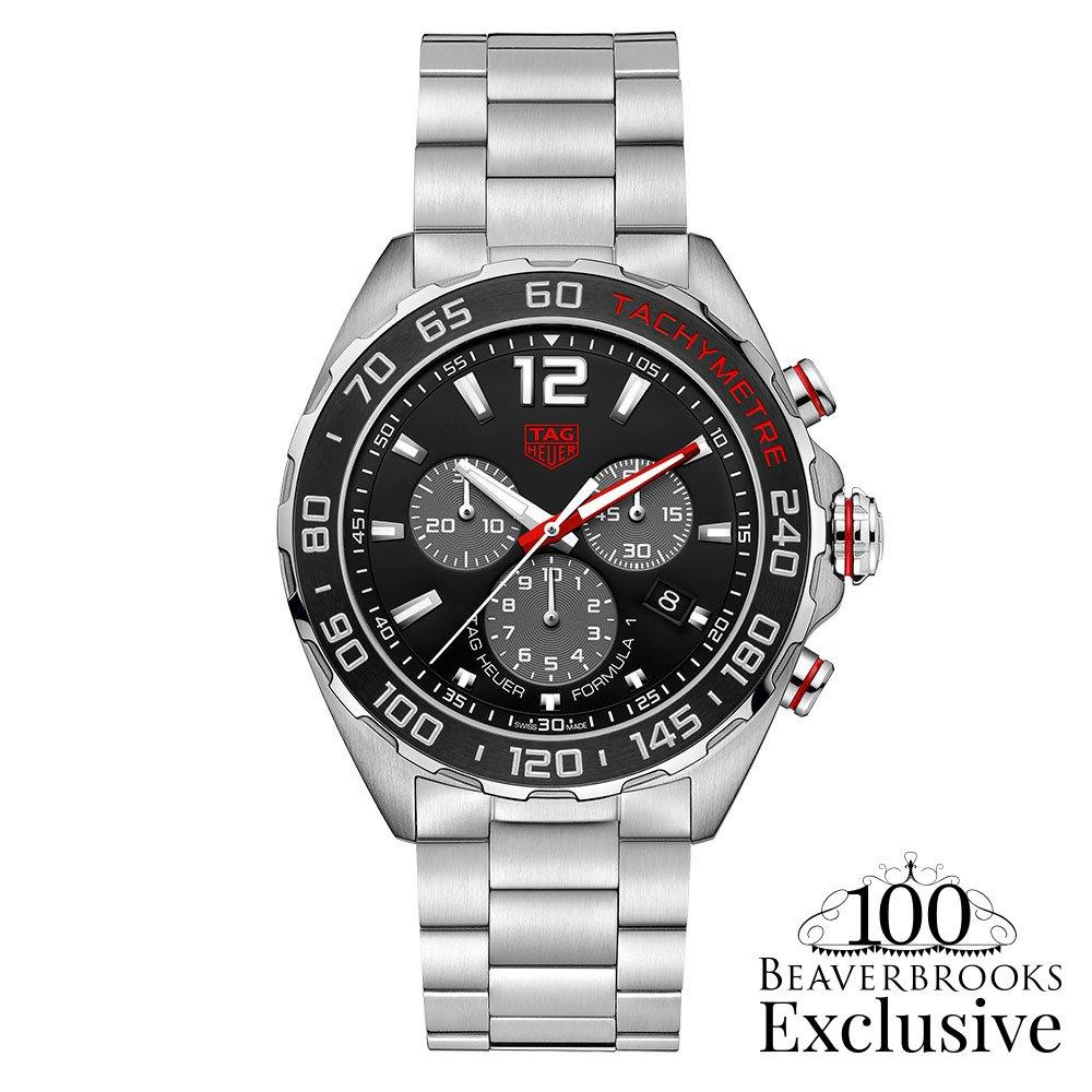 TAG Heuer Exclusive Formula 1 Limited Edition Chronograph Men's Watch