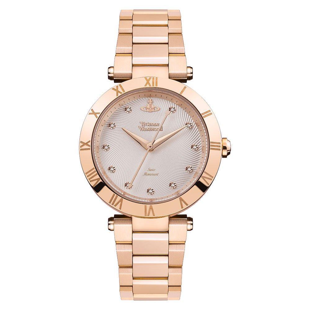 Vivienne Westwood Montagu Rose Gold plated Ladies Watch