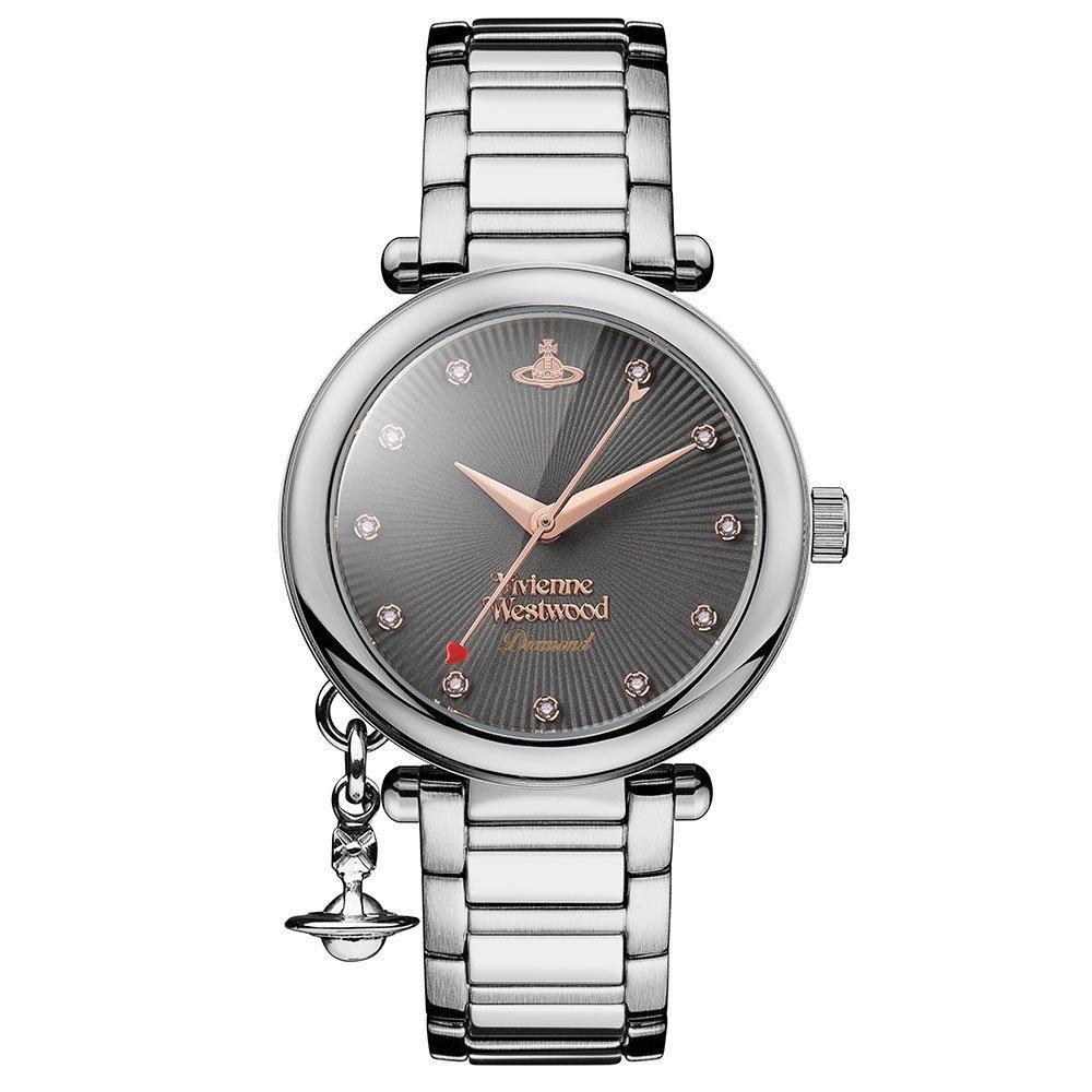Vivienne Westwood Orb Diamond Dot Ladies Watch