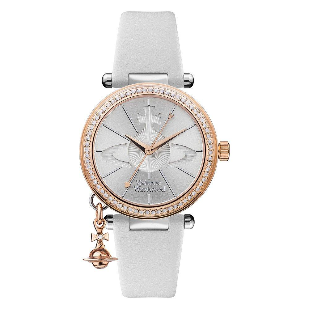 Vivienne Westwood Orb Pastelle Rose Gold Tone Ladies Watch