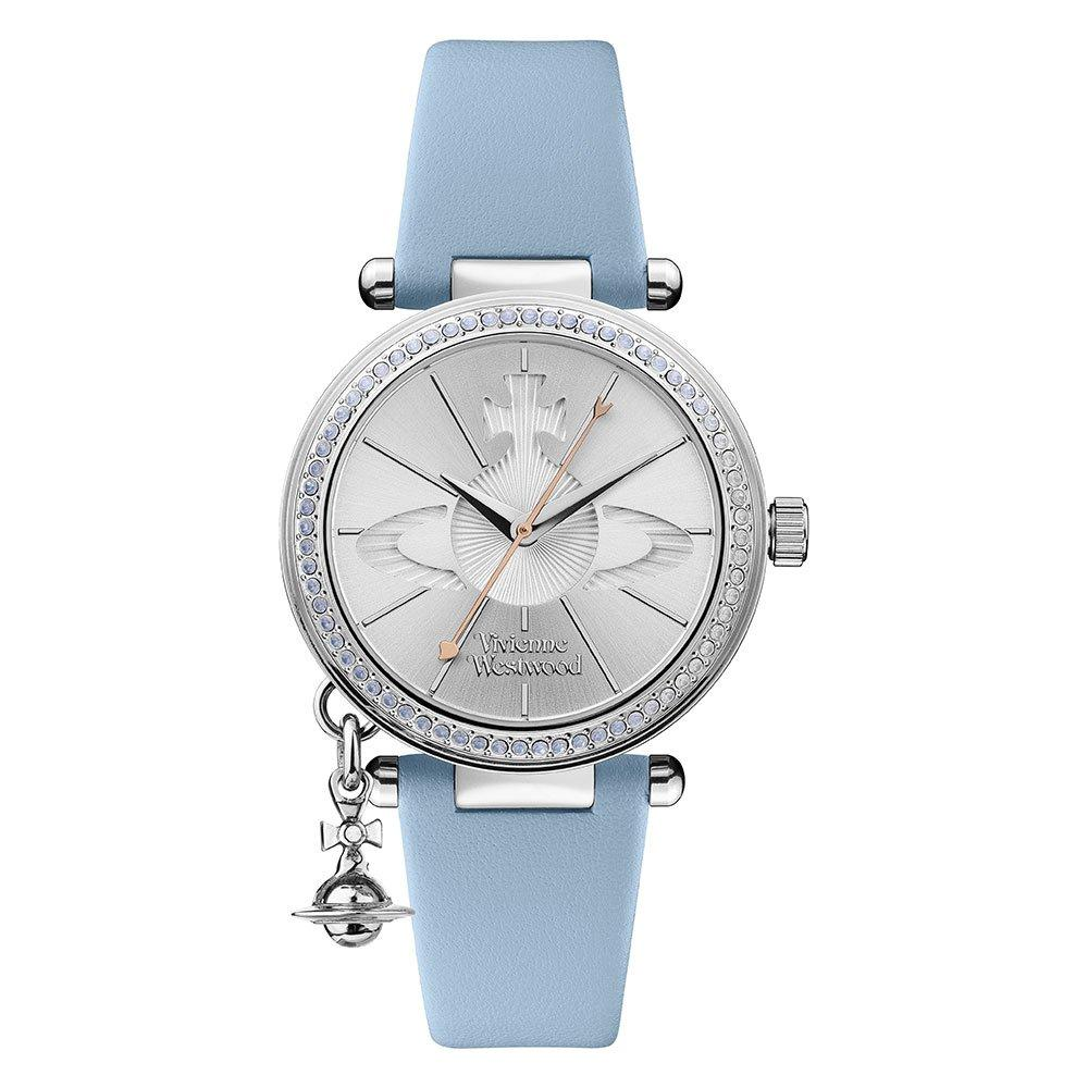 Vivienne Westwood Orb Pastelle Blue Ladies Watch