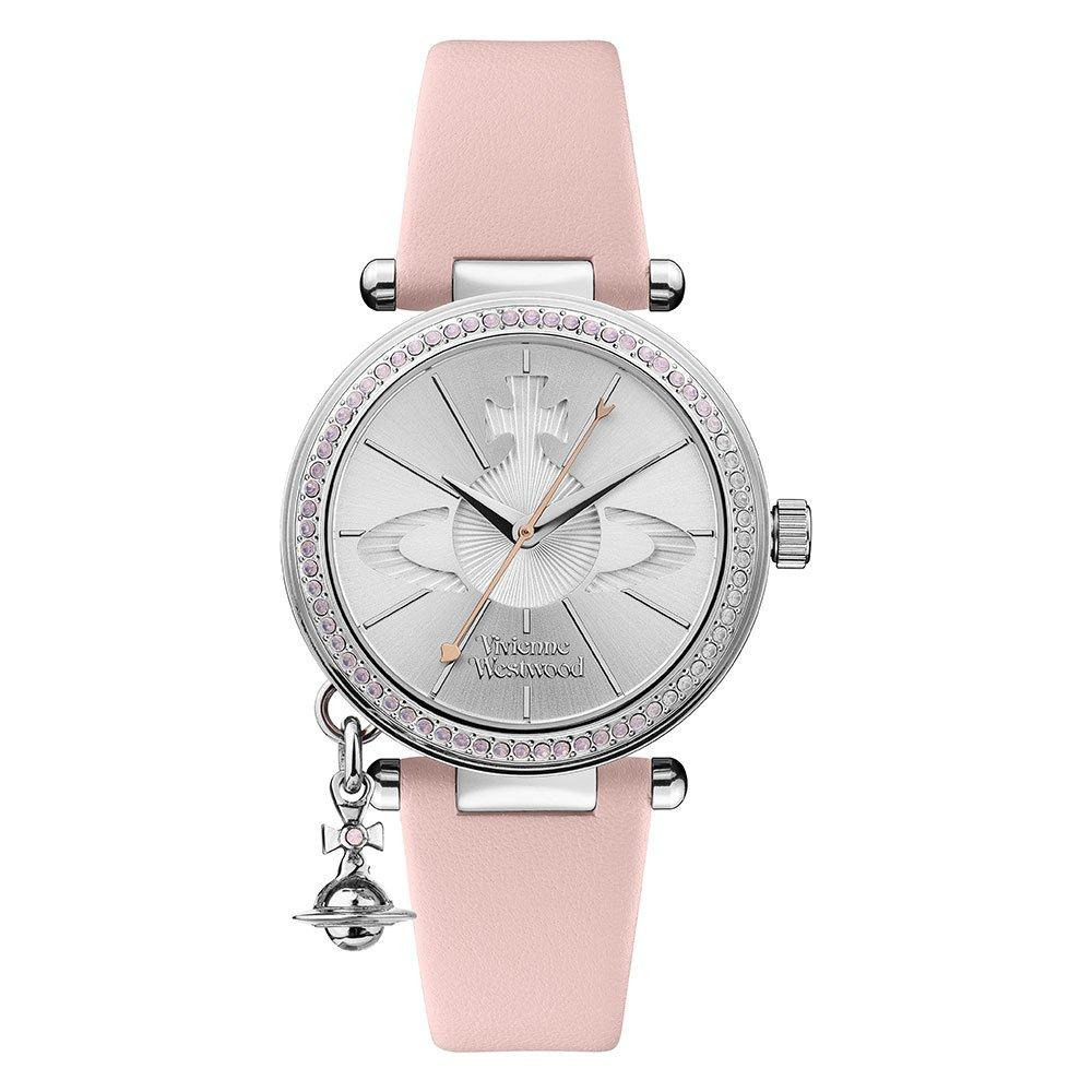 Vivienne Westwood Orb Pastelle Pink Ladies Watch