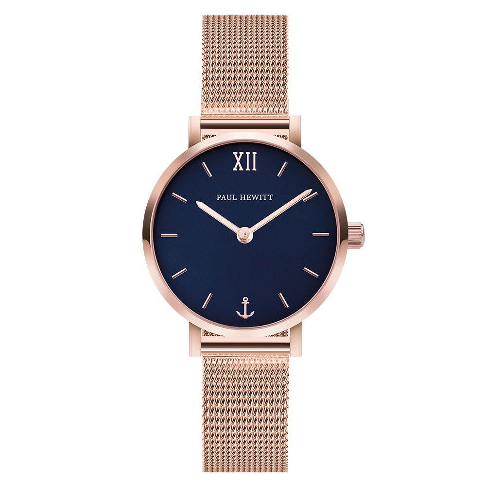 Paul Hewitt Sailor Rose Gold Plated Ladies Watch