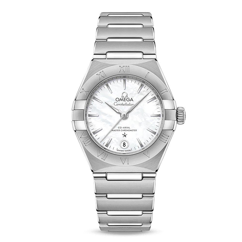 OMEGA Constellation Manhattan Automatic Chronometer Ladies Watch