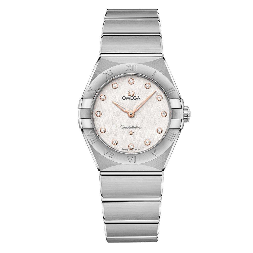 OMEGA Constellation Manhattan Diamond Ladies Watch