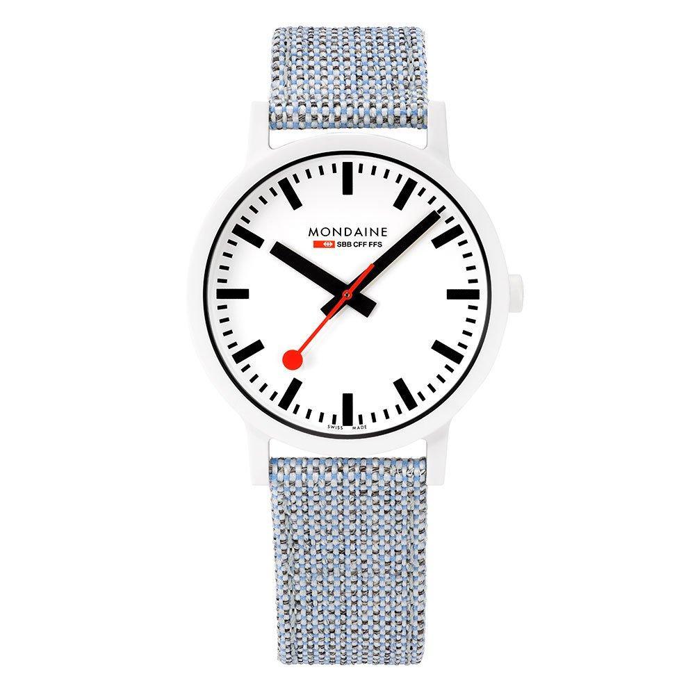 Mondaine Swiss Railways Essence Watch