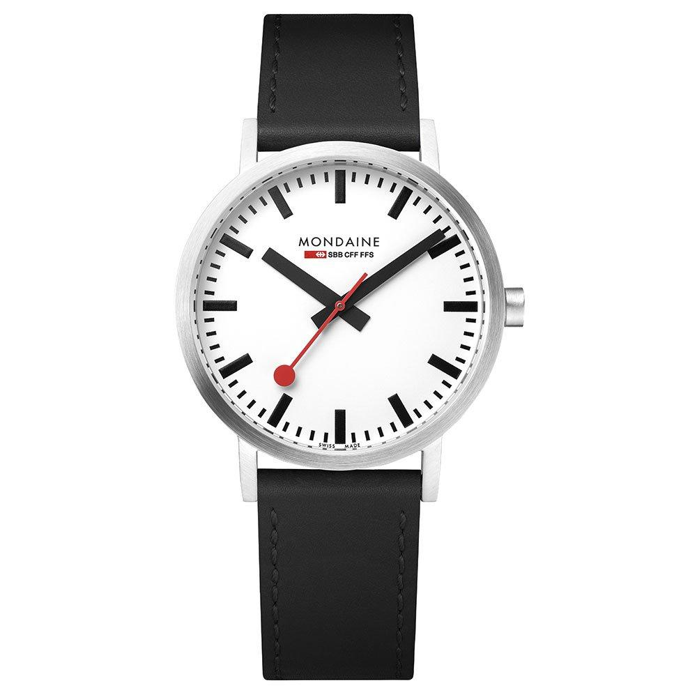 Mondaine Official Swiss Railways Classic 75 Year Anniversary Watch Set