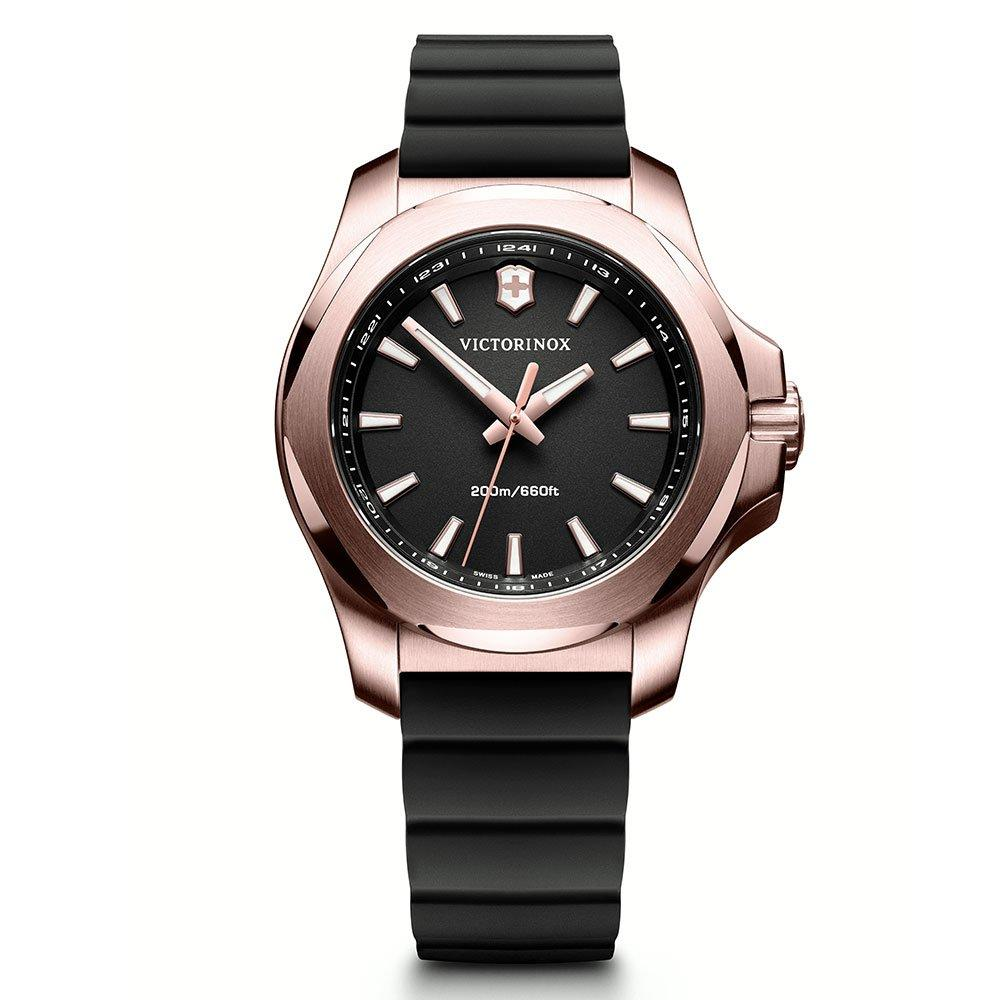 Victorinox I.N.O.X V Rose Gold Plated Ladies Watch
