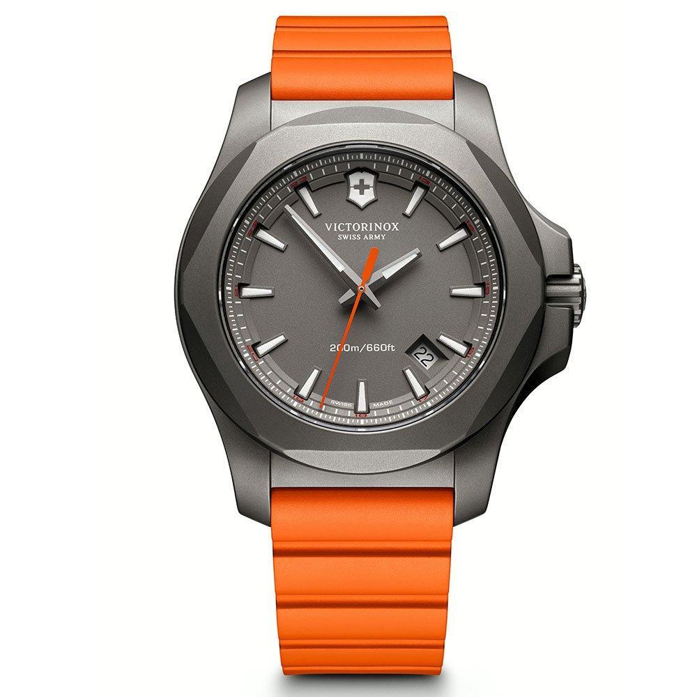 Victorinox I.N.O.X Titanium Orange Men's Watch