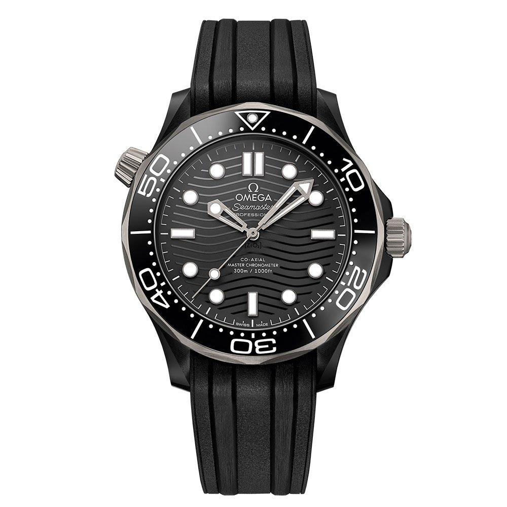 OMEGA Seamaster Co-Axial Master Chronometer Men's Watch