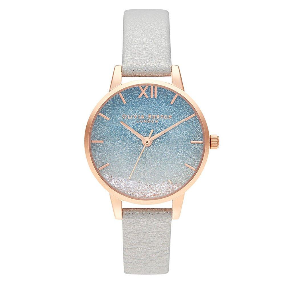 Olivia Burton Under The Sea Wishing Wave Rose Gold Tone Ladies Watch