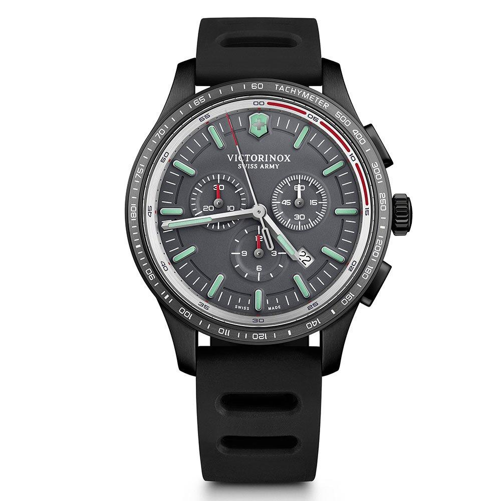 Victorinox Alliance Sport Chronograph Black Men's Watch