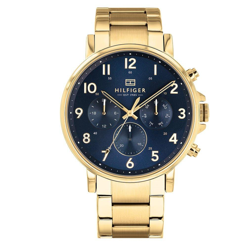 Tommy Hilfiger Gold Plated Chronograph Men's Watch