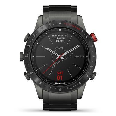 Garmin MARQ Driver GPS Modern Tool Men's Watch