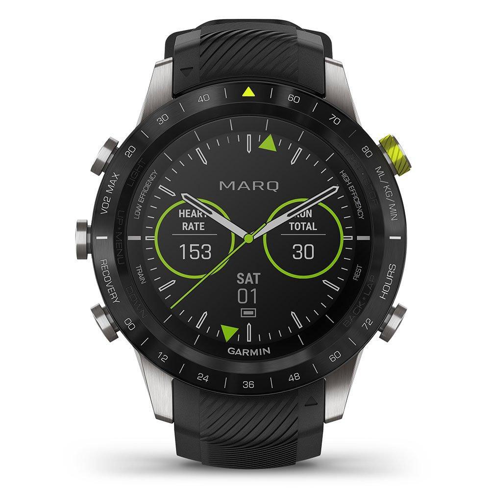 Garmin MARQ Athlete Titanium Modern Tool Men's Watch