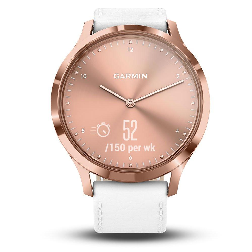 Garmin Vimomove HR Rose Gold Plated Smartwatch