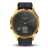 Garmin Vivomove HR Gold Plated Hybrid Smartwatch