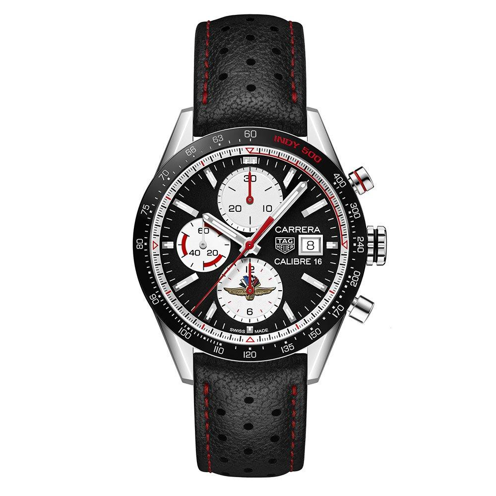 TAG Heuer Carrera Limited Edition Automatic Chronograph Men's Watch