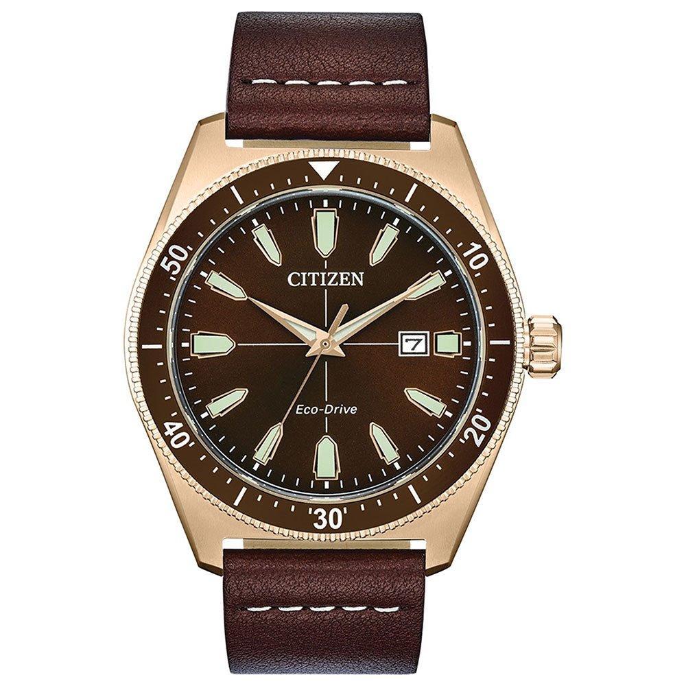 Citizen Eco-Drive Brycen Rose Gold Tone Men's Watch