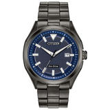 Citizen Sport Grey Ion Plated Men's Watch