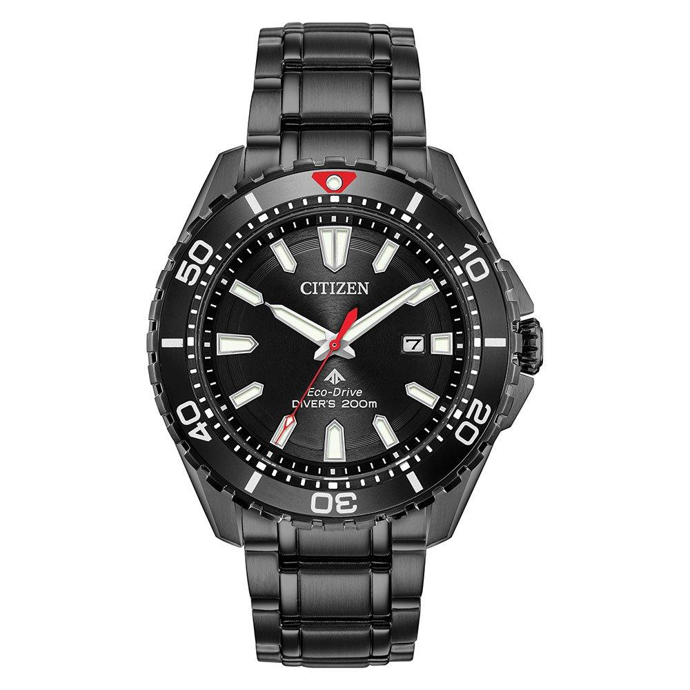 Citizen Eco-Drive Promaster Diver Black Ion Plated Men's Watch